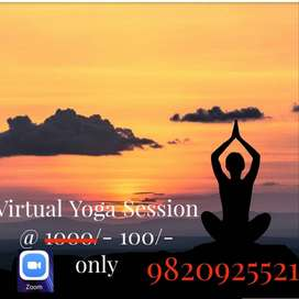 Online Yoga Session