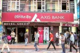 Hiring for Axis Bank