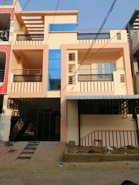 Independent house is for sale in virat nagar behind owaisi hospital