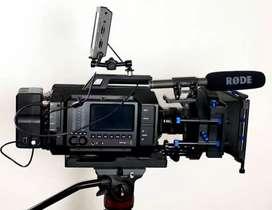 Blackmagic Ursa 4k Cinema Camera (Shooting Kit)