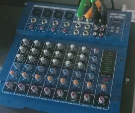 Mixer e8 suara bungas banar