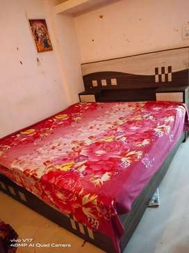 Best bed and wardrobes new condition