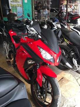 Jual cepat Ninja 250 R 2013 Cash/kredit + langsung balik nama