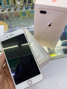 iPhone 8 Plus 64GB/3GB available with all accessories and cash on serv