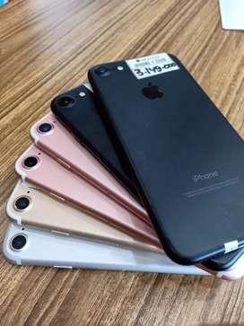 iphone 7 32Gb barang Bergeransi