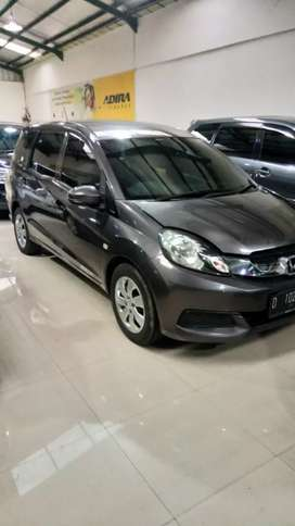 Promo abis Honda Mobilio S Manual 2016 Black Antiq
