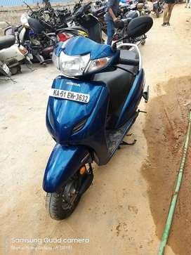 Good Condition Honda Activa Ss110 with Warranty |  3632 Bangalore