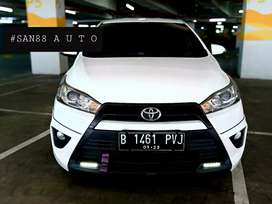 TOYOTA YARIS S TRD 1.5 AT 2016 Km 39rb Record