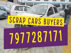 Non working abandoned scrap cars buyers