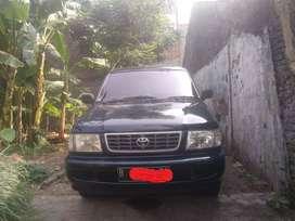 Dijual Toyota Kijang type SSX tahun 2000 masih mulus