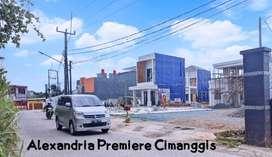 Ruko Murah 2 Lantai Pinggir Jl. Raya Cimanggis Depok