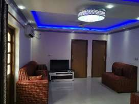 A beautiful fully furnished 2BHK