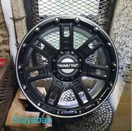 Velg SD -5 Ring 20 BISA KREDIT pajero fortuner