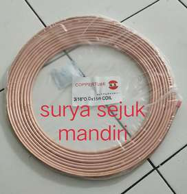 pipa / copper tube tembaga 3/16