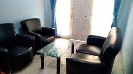 Sofa tamu + meja