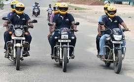 """Surat """" Looking Bike Riders in  Rapido"""""""