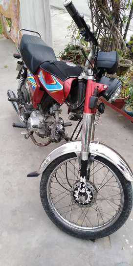 Union Star 70cc bike for sale (exchange with 125)(READ ADD)