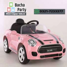 Electrical cars for kids