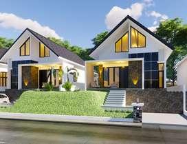 Villa Wisata Tropical Garden Regency Sibolangit