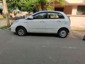 Tata Indica Vista VX Quadrajet BS IV, 2013, Diesel