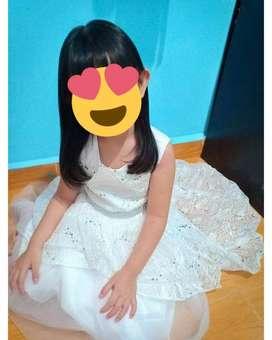Baju pesta/Gaun pesta /dress anak perempuan