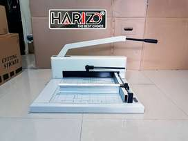 Mesin Potong Kertas Type 888 500XT  –Alat Pemotong Karton 1 Rim HARIZO