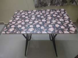 Moving out sale - Table, 2 Chair & Stool