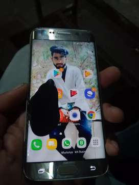 S6 edge market price 40000 i am selling only₹7000