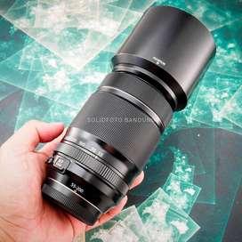 Fujinon XF 55-200mm. Fullset Like New. FFID Oktober 2021. Fuji