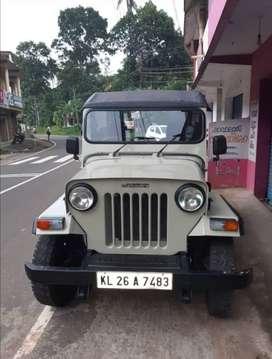 Mahindra Jeep 2010