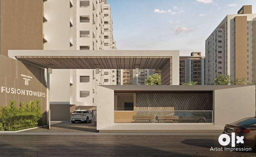 2 BHK Flats for Sale at Fusion Tower Hinjewadi Pune 0