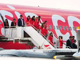 Joining for airlines job