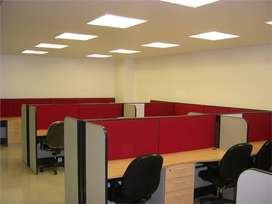 full furnished office space