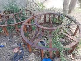 Jhondeer  single wheels