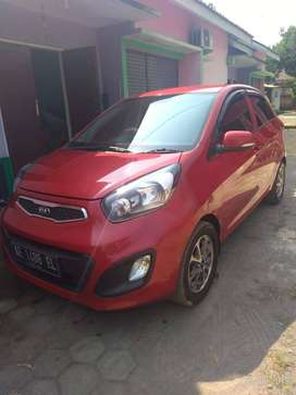 Jual All New Picanto Matic 2013