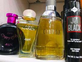 imported perfume