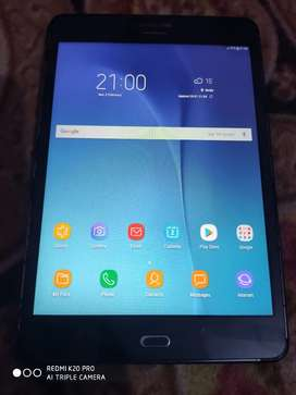 Samsung Galaxy Tab A, 4G, Excellent Condition.
