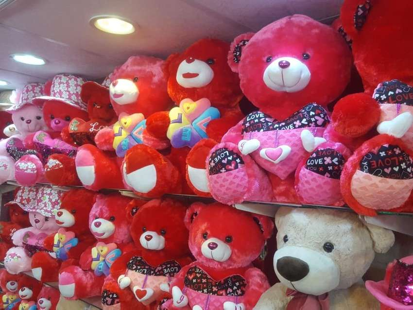 Huge Collection Of Plush Toys\Teddy Bears 0