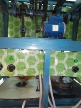 Double dye fully automatic patal dona machine