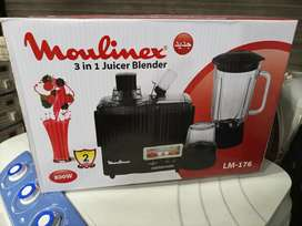 Monilex jucier blender