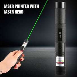 Green Pointer Laser Hijau