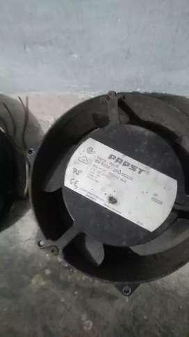 Kipas fan 24 volt masih normal