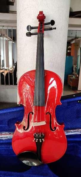 New Indian Violins