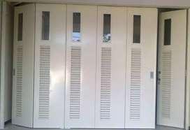 pintu garasi sliding/lipat 78
