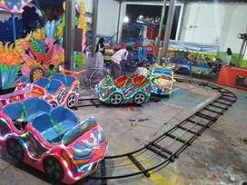 jual kereta lantai cv ilham minicoaster superr jumbo L05