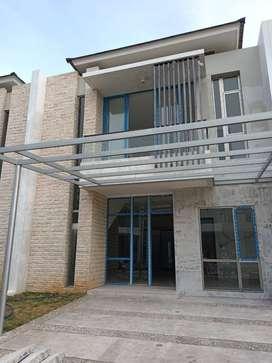 Dijual Rumah PIK2 Cluster Danau Tahap 1 uk 8x15 Siap Huni JAKUT