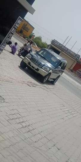 Scorpio car