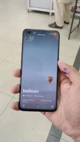 Oppo Reno 3 pro condition 10 by 10 8 ram 256 memory woranty 8 month