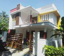 A NEW 3BHK 5CENTS 1600SQ FT HOUSE IN ADATTU,THRISSUR