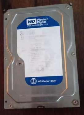 Hard disk 320 gb